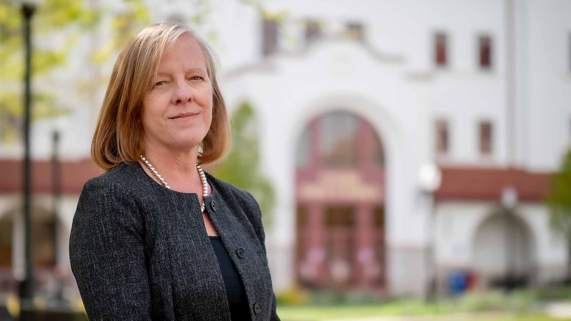 University Names Kimberly Killmer Hollister Dean of the Feliciano School of Business
